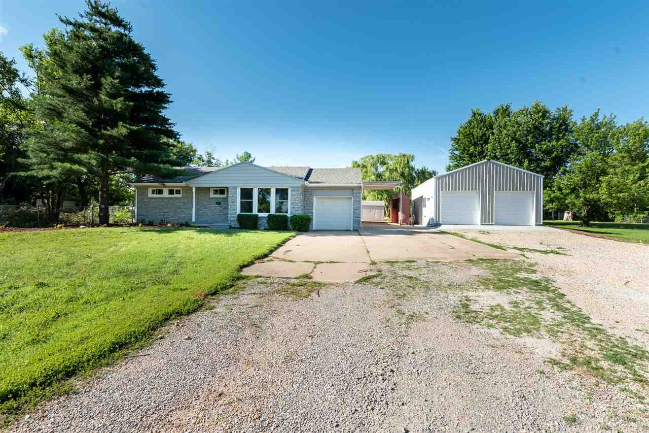 Welcome Home!! If you are looking for a remodeled 3 bedroom 2 bath home. On an acre with a NEW large