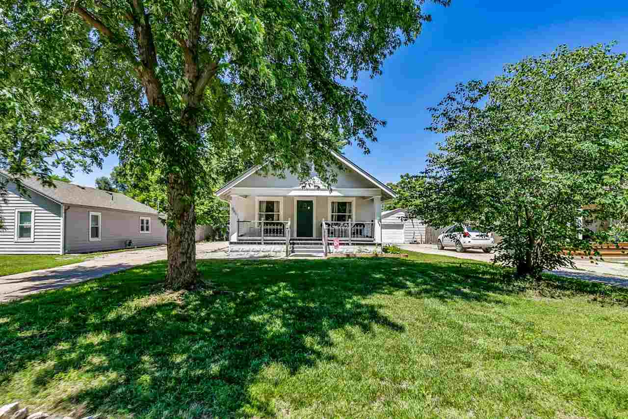 Welcome home to this wonderful bungalow! This home has so much charm and is close to the river so yo