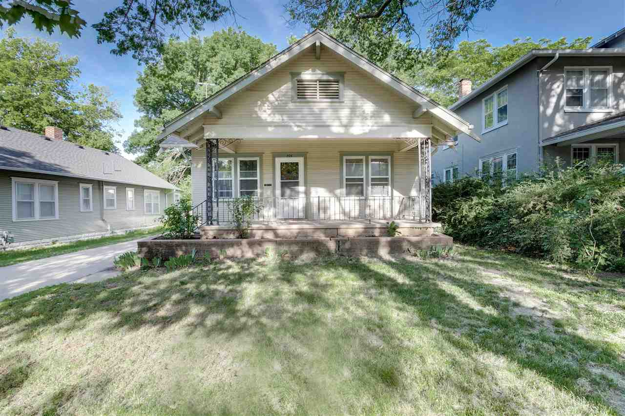 Welcome home to this charming bungalow in the heart of College Hill, just one block west from the Co