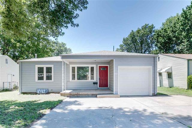 For Sale: 2327 S Dellrose Ave, Wichita KS