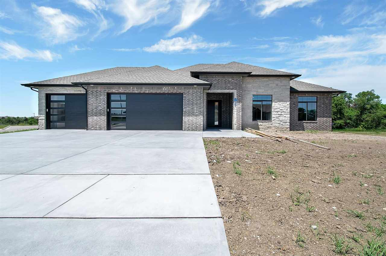 Brand new, Modern, gorgeous home on corner lot in Sawmill Creek Addition. NO SPECIALS!. Stem wall bu
