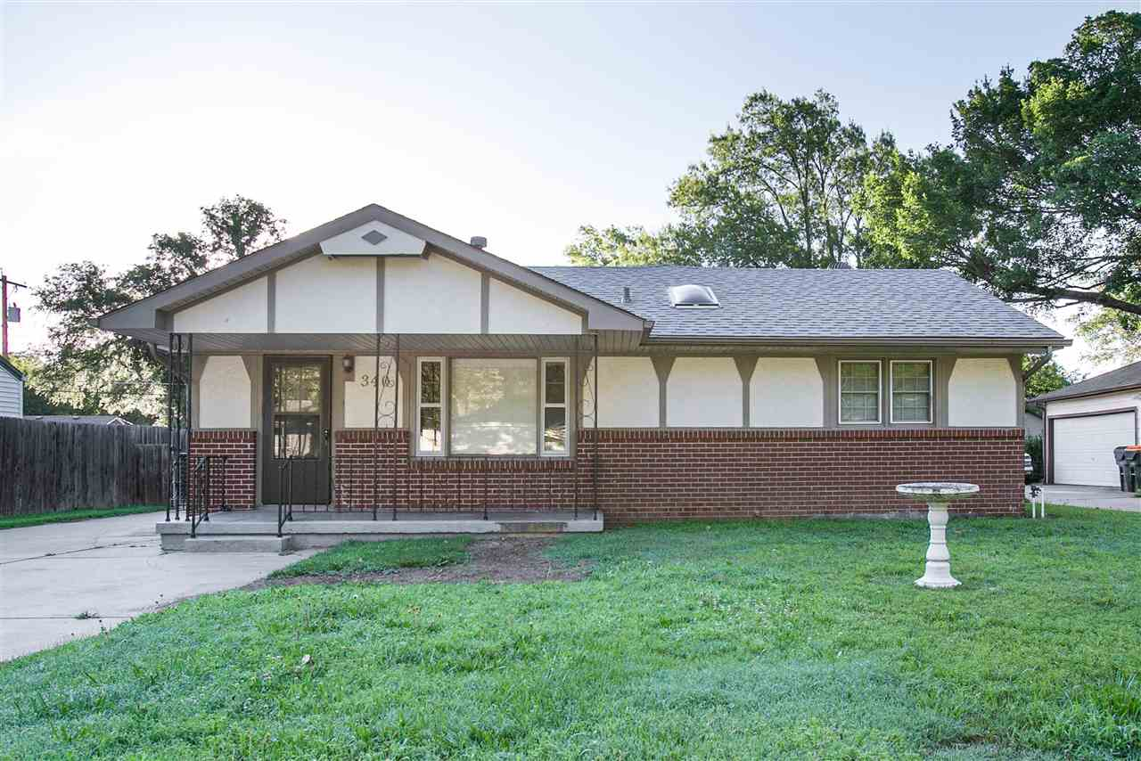 This Ranch style home is coming in CLEAN and LARGE. So many things to mention about this well kept h
