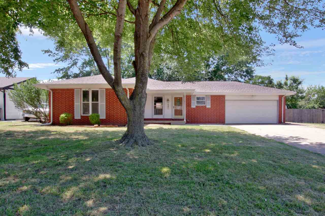 Well built brick home, Freshly Interior Painted, 4 bedrooms, 3 baths, Non Conforming bedroom in the