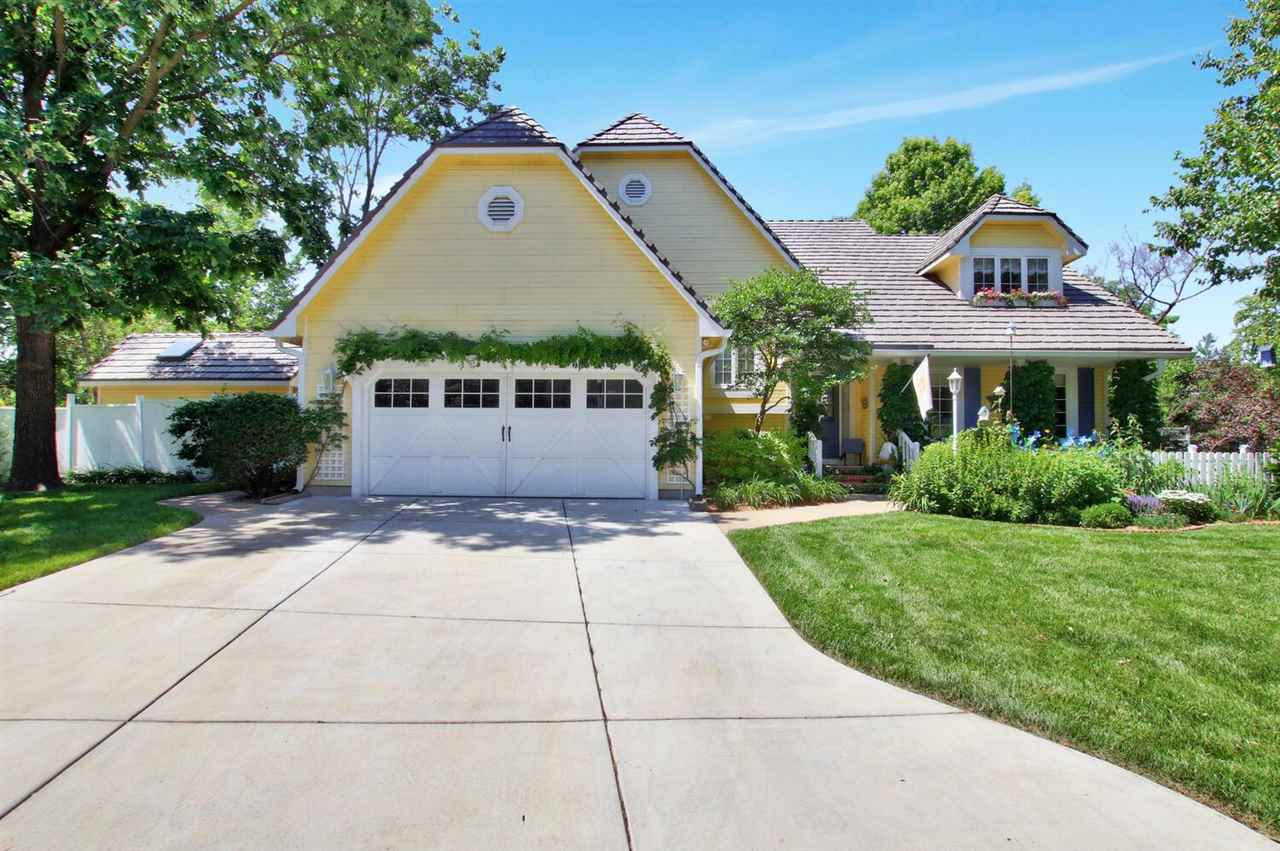 Charming sunny, light 2 story home situated on a huge corner lot backing to beautiful park and playg
