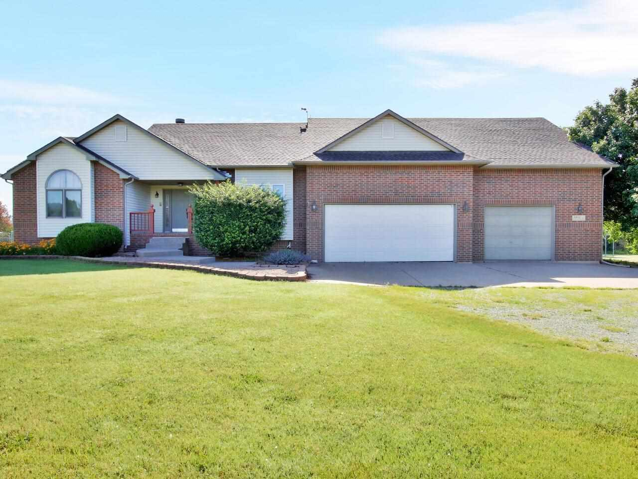 Do you need space and privacy?  This home is for you!  Off the beaten path, this home has five bedro