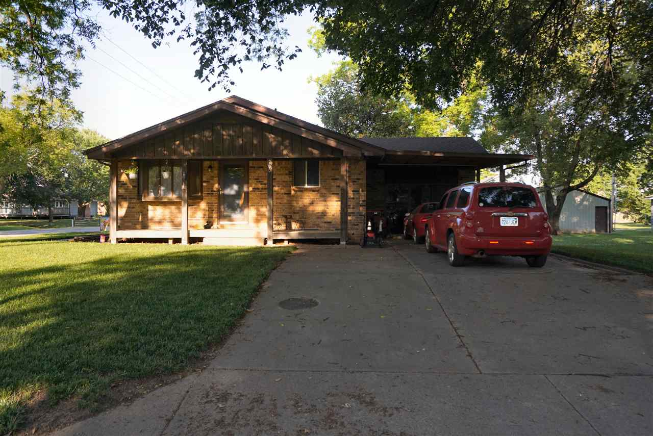 If you are looking for a nice, ranch home in an established neighborhood on a shaded corner lot…look