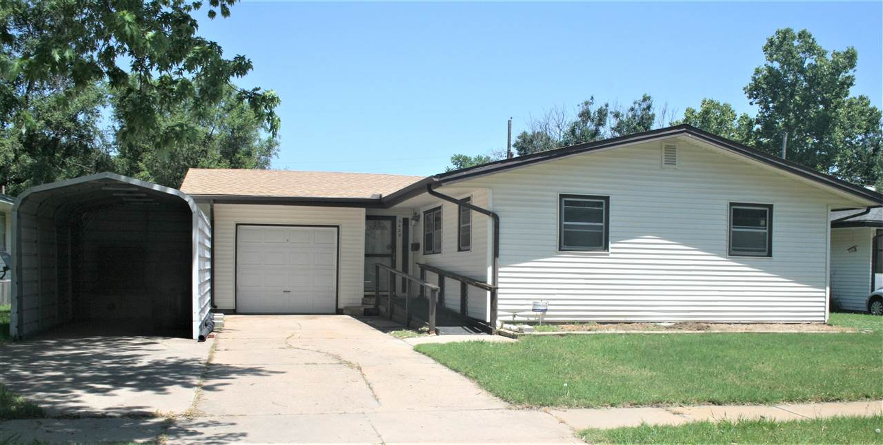 You'll want to snap this home up, quickly.  Note the 4 bedrooms and 2 baths  and all the square foot