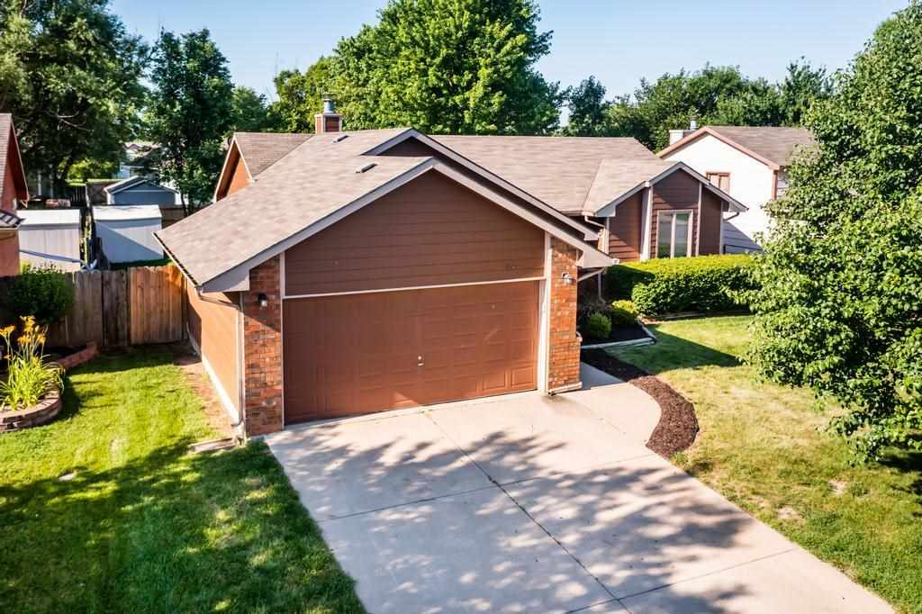 This perfect move-in ready home in West Wichita is located in the ideally located Chadworth Addition