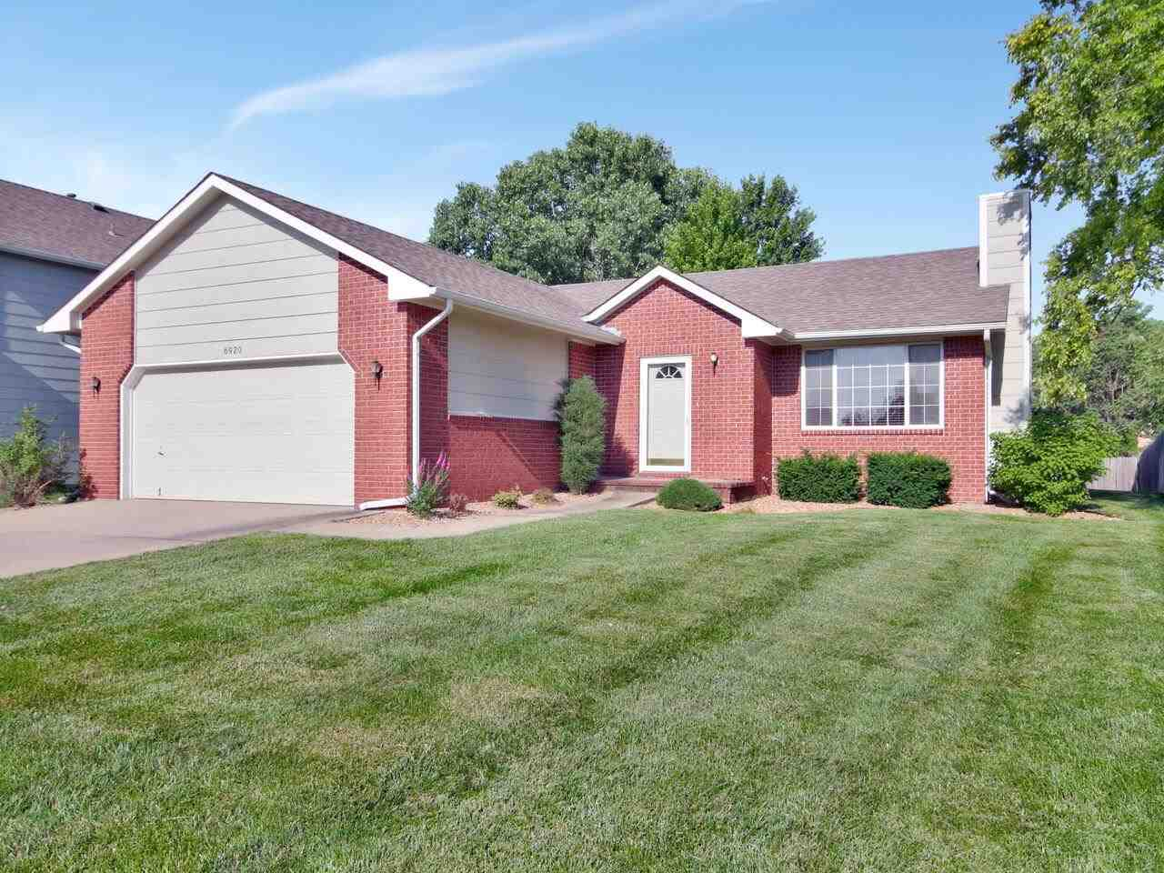 Pride of ownership shines brightly in this Bel Aire home. As you enter you will be greeted by a ligh
