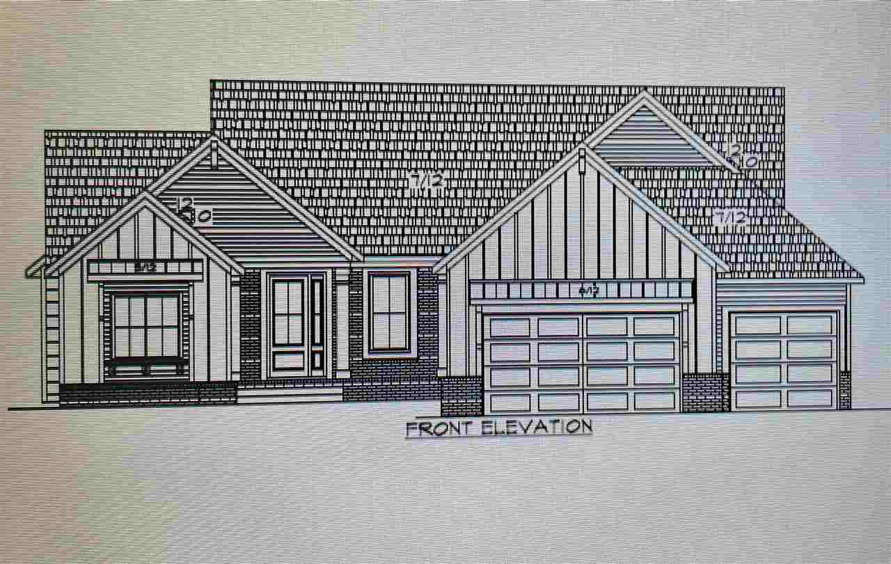 Brand new home being built by Ritchie Building Company!  9 foot basement ceilings!! This home has a