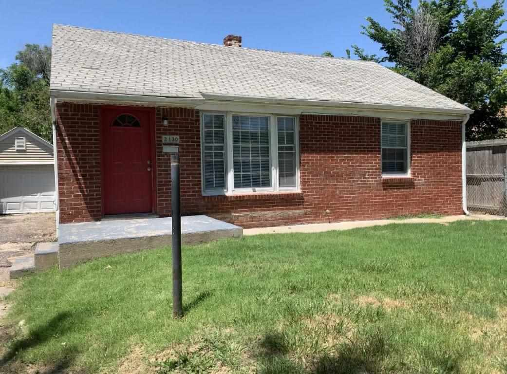 This is a full brick 3-bed, 1.5 bath property that has fresh paint and is ready for new tenants. It