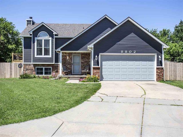 For Sale: 8802 E Denker Circle, Wichita KS