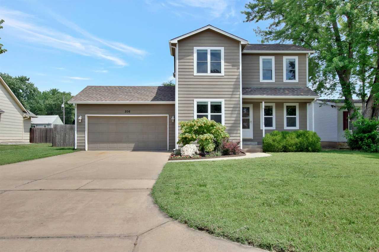 Must see! This adorable move-in ready home is full of updates. Nestled in an well established Kechi