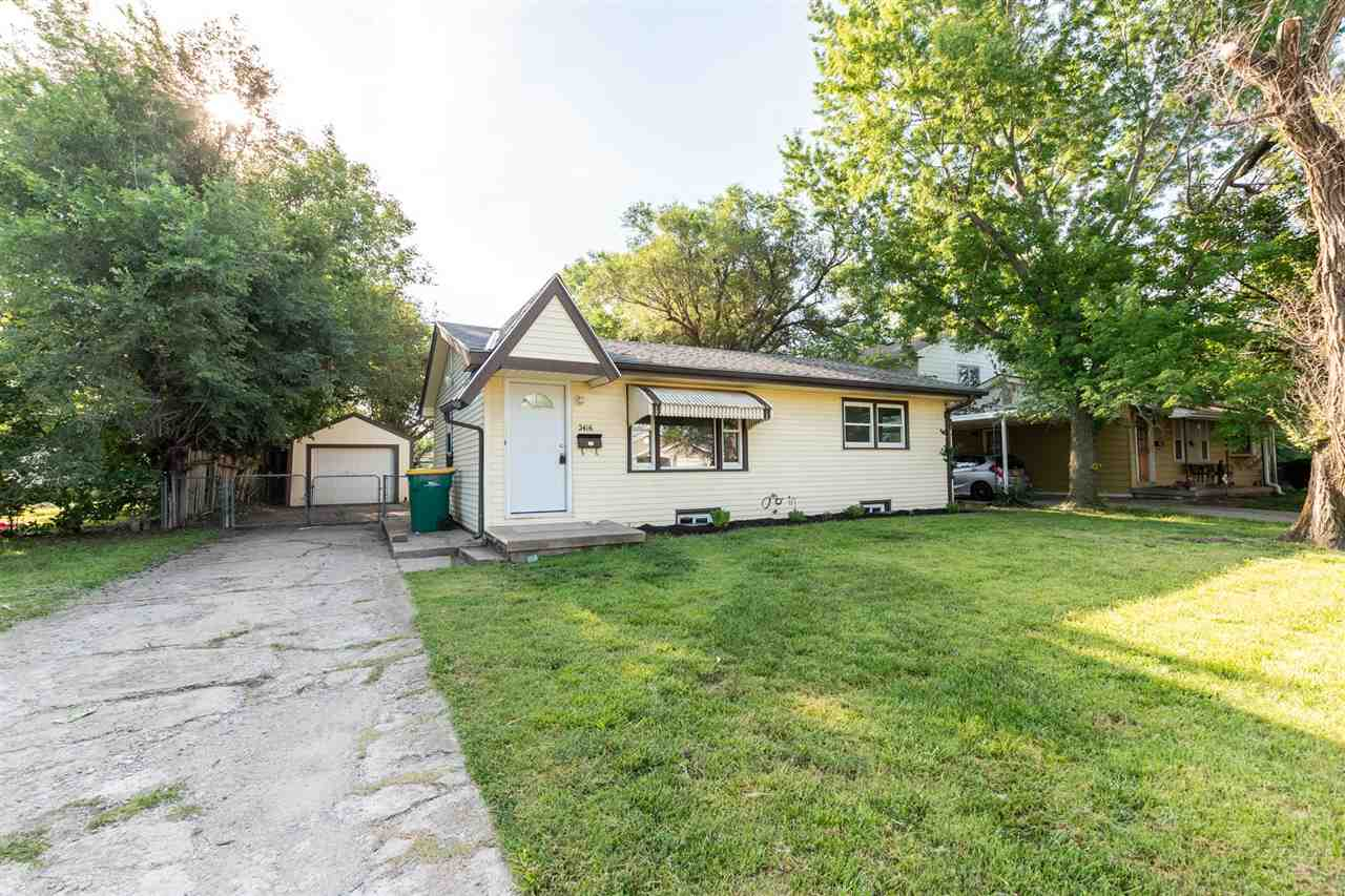 DONT MISS THIS OPPERTUNITY! This adorable home 3 bedroom 1 bath 1 car garage has a lot to offer for
