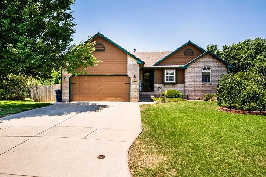 Welcome home to this open 4bed/3bath/2car one-owner ranch in the coveted Maize South district. This
