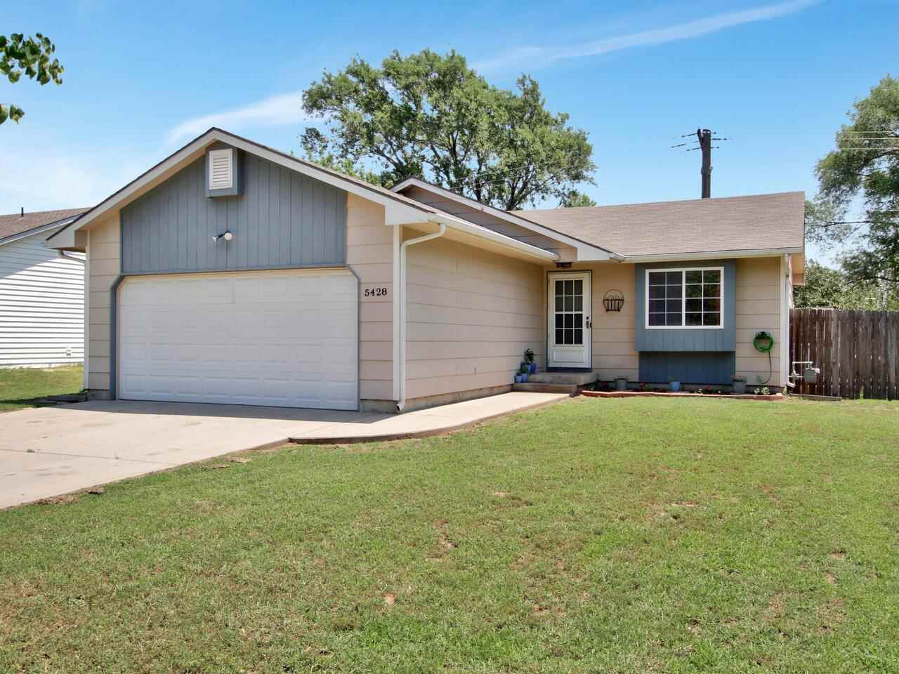 Step into this charmingly well-maintained 3 bed, 2 bath ranch with a 2 car attached garage. Upstairs
