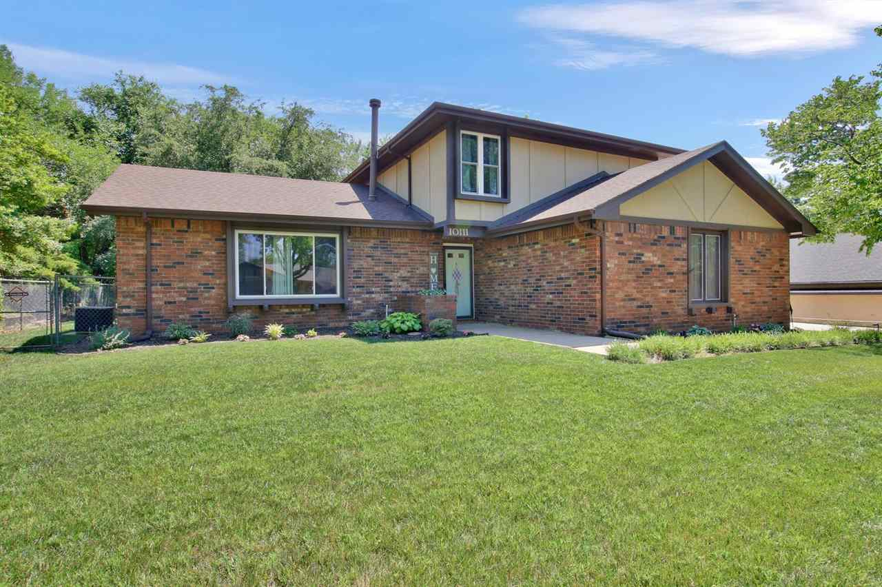 Welcome home; this 3 BR, 2-1/2 BA charmer is on point with current design trends and move-in ready!