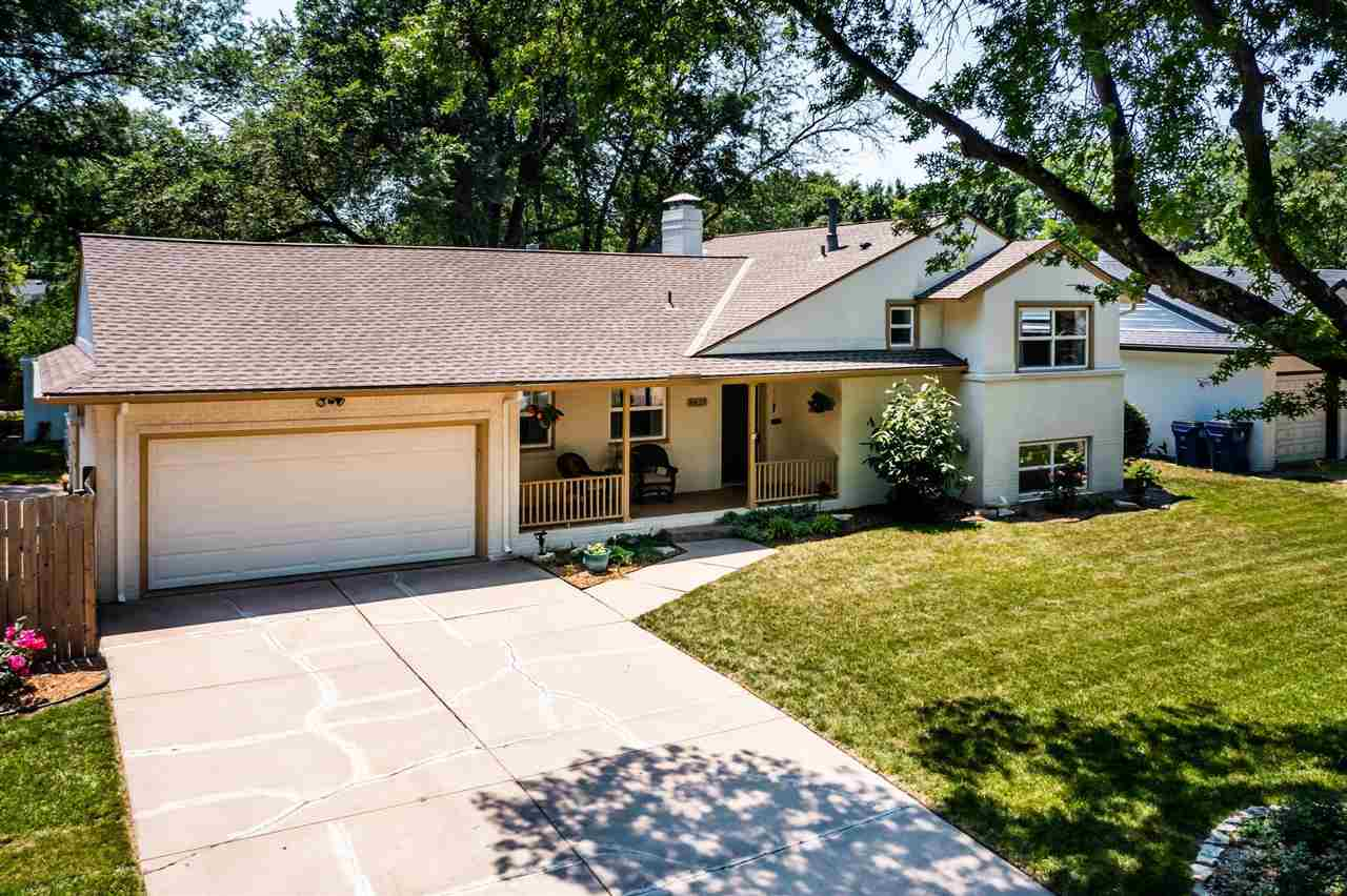 Woodlawn Village 4 bedroom, 3 bath home! Seller has almost completely remodeled everything over thei
