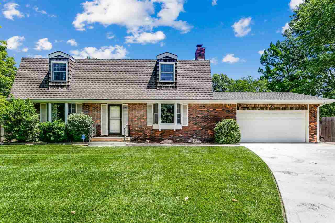 This is your chance to own a home in the desirable Brookhollow neighborhood.  You can make this home