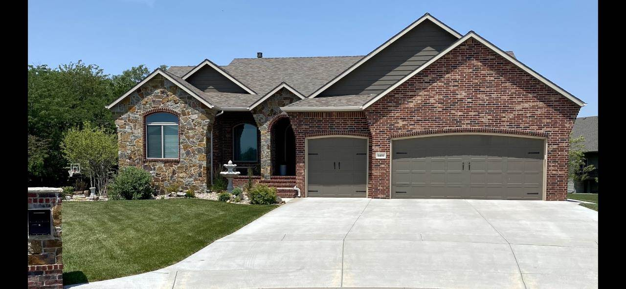 This home will WOW you!! Fabulous interior with many upgrades and designer finishes. The home is sit