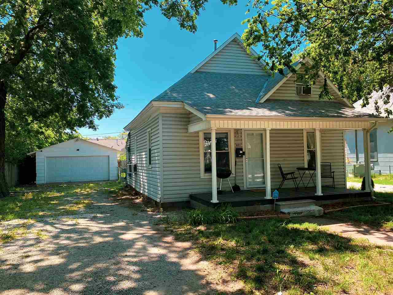 Check out this Charming and Updated Bungalow home.  This property has a lot to offer from the inside