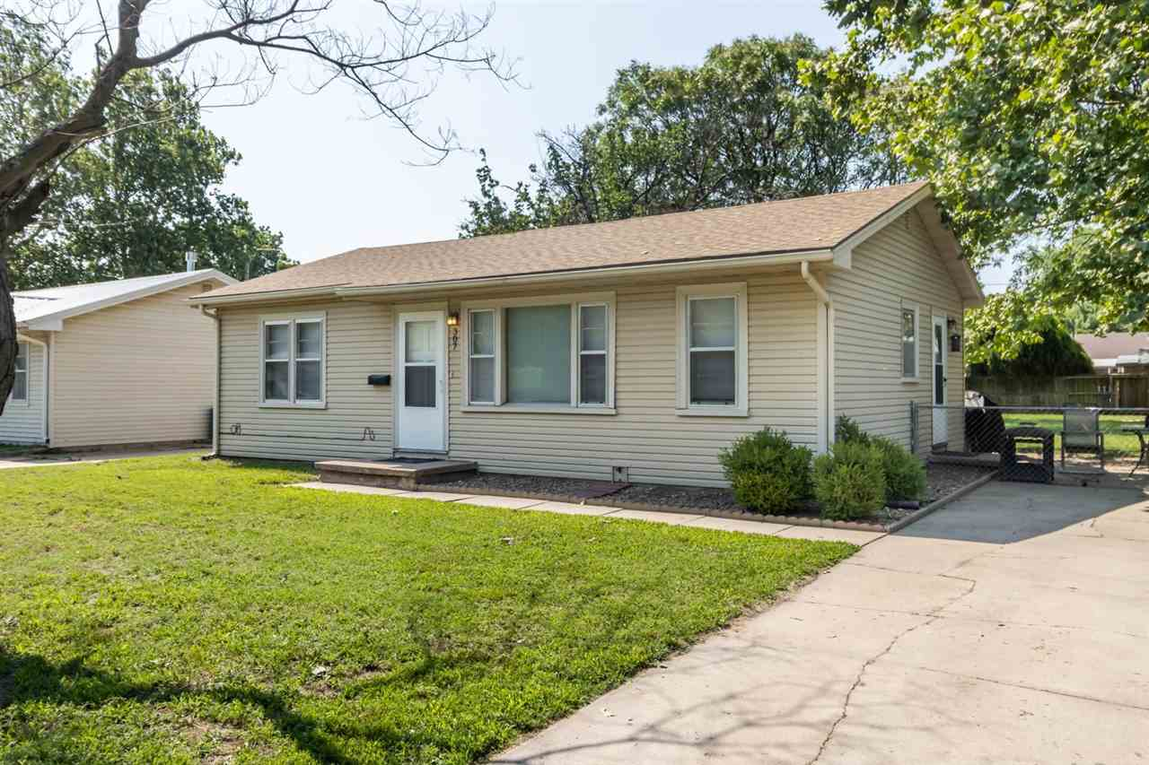 Don't miss this great 3 bedroom 1 bath well cared for home! Charming, clean and ready to move right