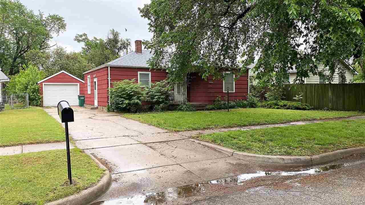 2154 S Ellis St, Wichita, KS, 67211