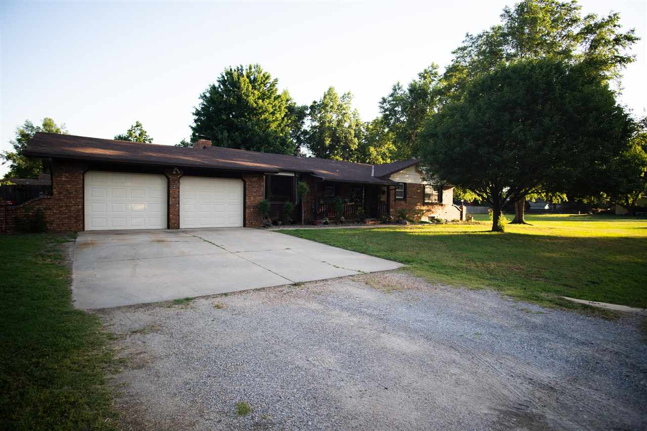 Must see this beautiful ranch on a one acre lot!  Has a two car attached garage in addition to a two