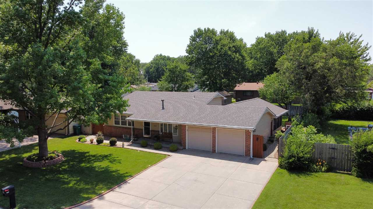 Location, location, location with easy access to I-235 less than 2 miles. Just a few minutes away is