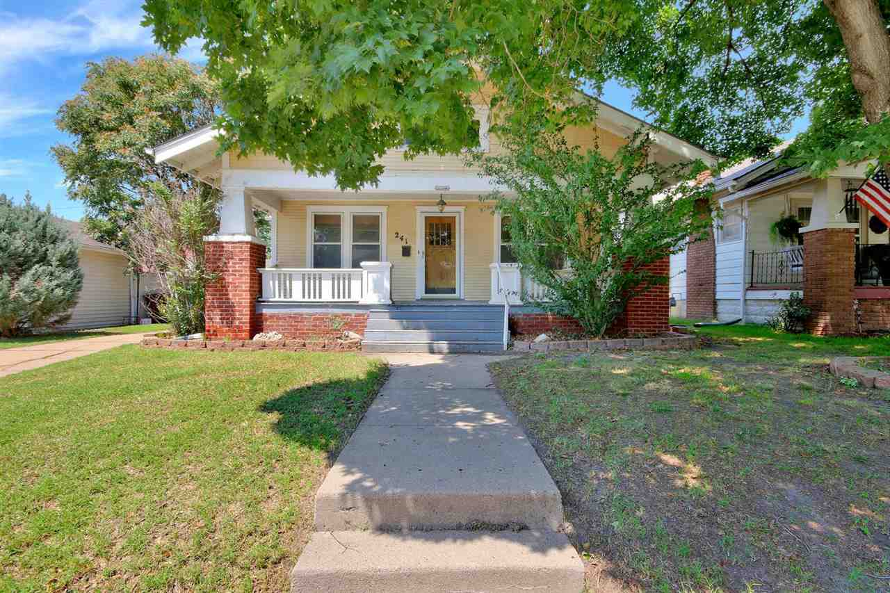 Come see this beautiful historical home in College Hill. This charming bungalow welcomes you with a
