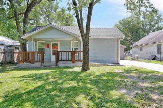 For Sale: 218 N Poplar St, Douglass KS