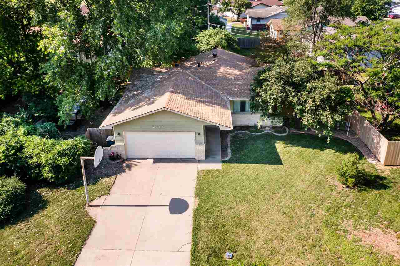 Charming one story home with many updates and a new roof in 2018. On your way up to the home, admire