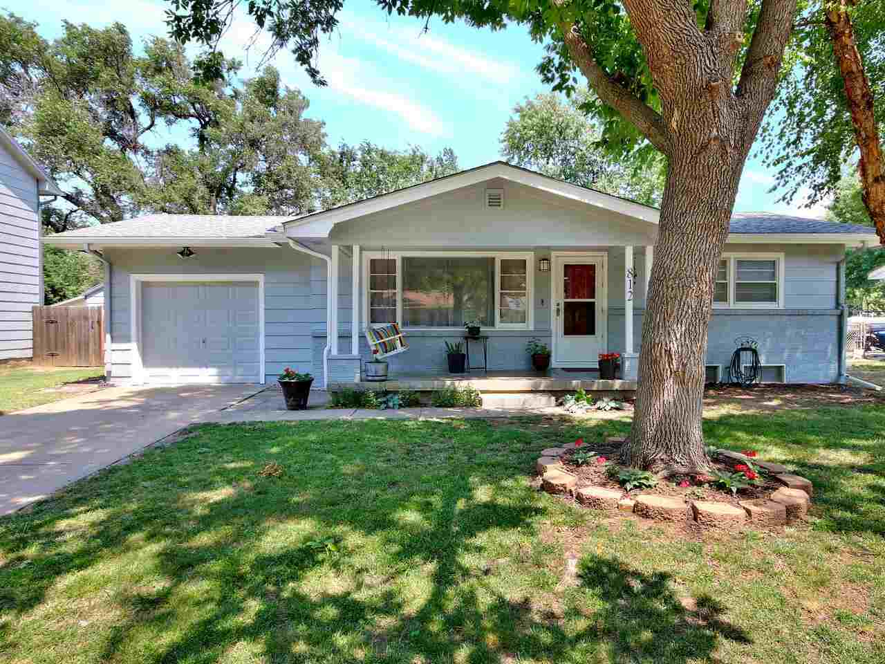 Schedule your showing to see this spacious 2 - bedroom, 2 bath home that features a full basement an