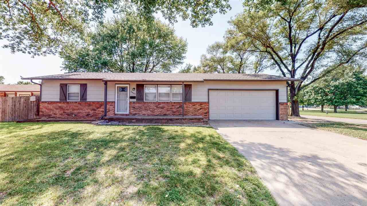 Come take a look at this totally updated home located on a corner lot. New exterior and interior pai