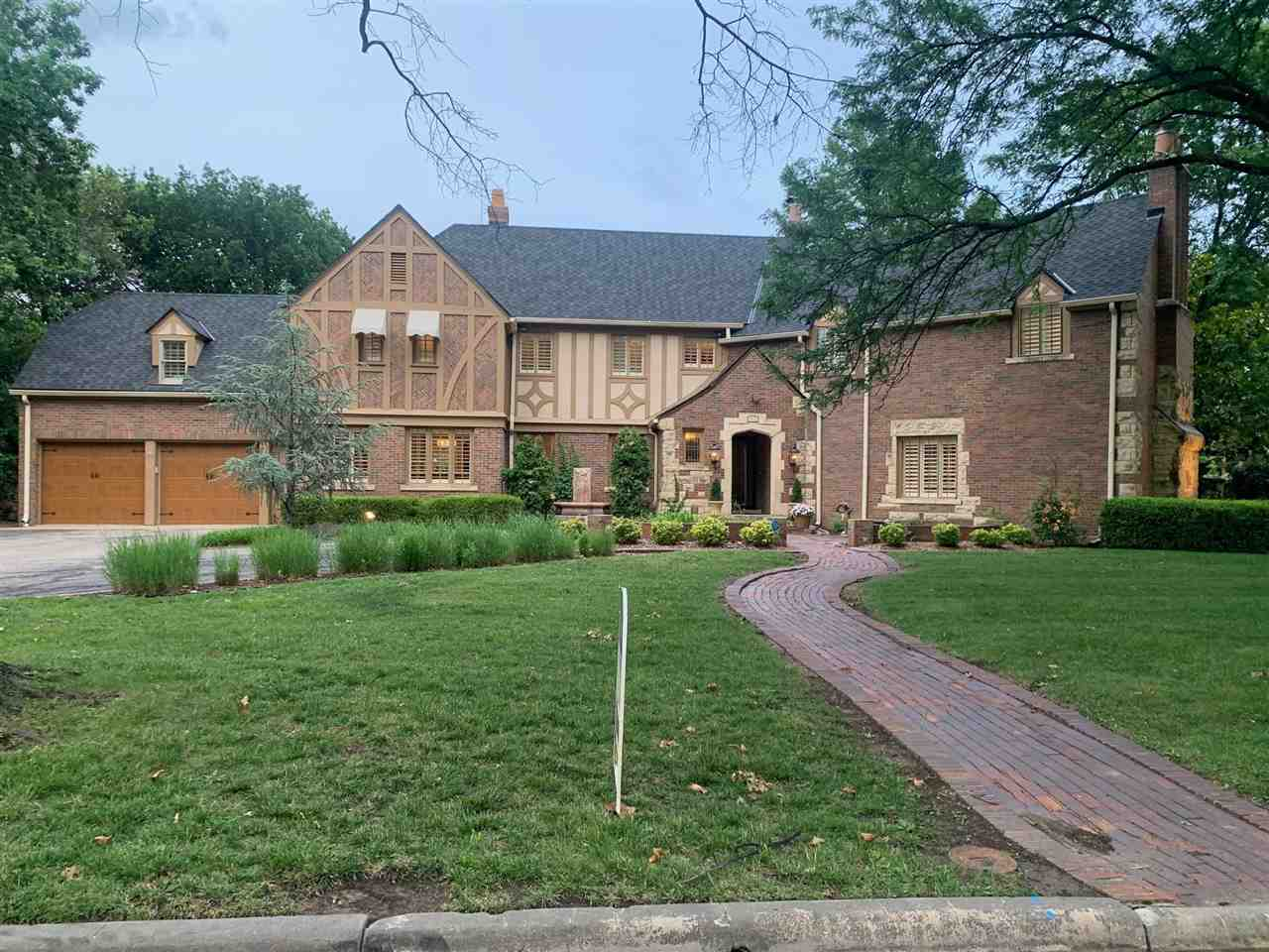 College Hill full brick English Tudor Home with a Pool. NEW ROOF. Move in ready. Once you enter the