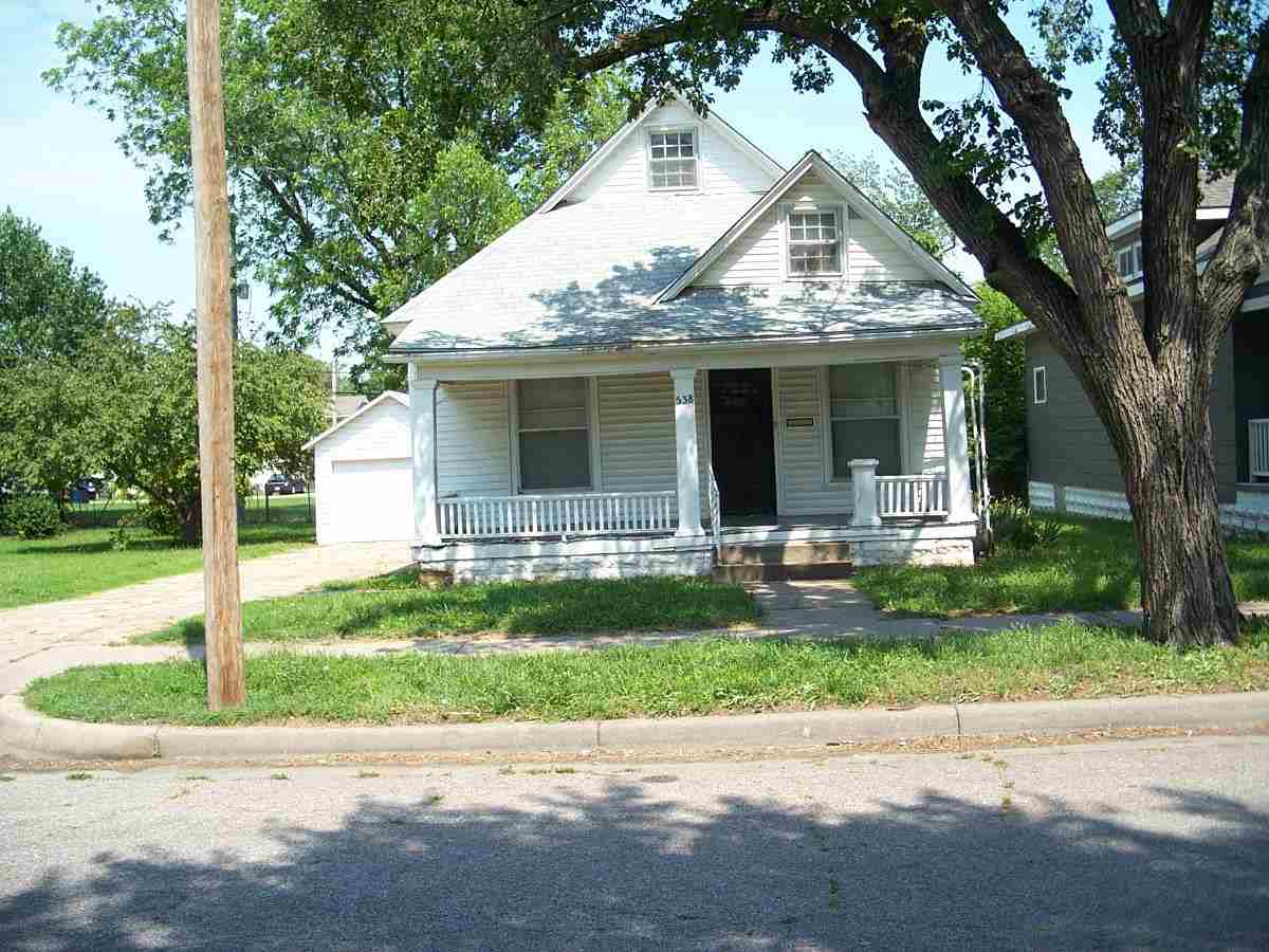 A outstanding buy on this older bungalow style home on 2 lots - with many extras, including the extr