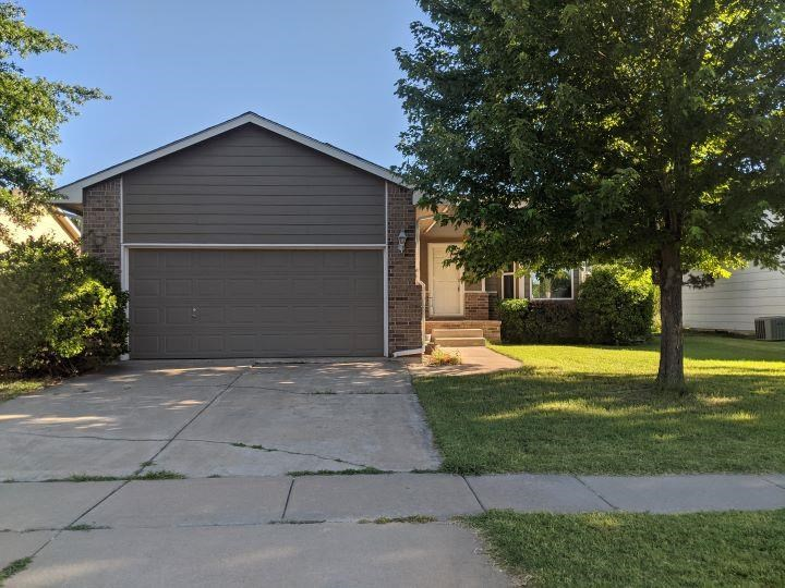 Come check out this 4BR, 3BA, 2CAR ranch home!  Open floor plan, vaulted ceiling, big windows.  3 BR