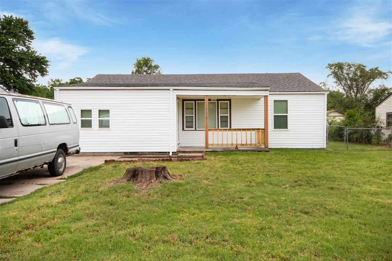 Wonderfully updated home on nearly half an acre! This 3 bedroom, 1.5 bathroom ranch home is in south