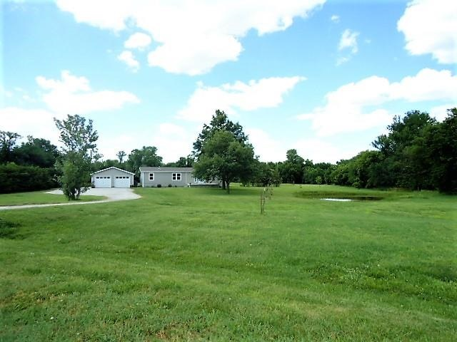 Hard to Find Property! Get out of the City to Your Own Country Oasis within Minutes from Wichita off