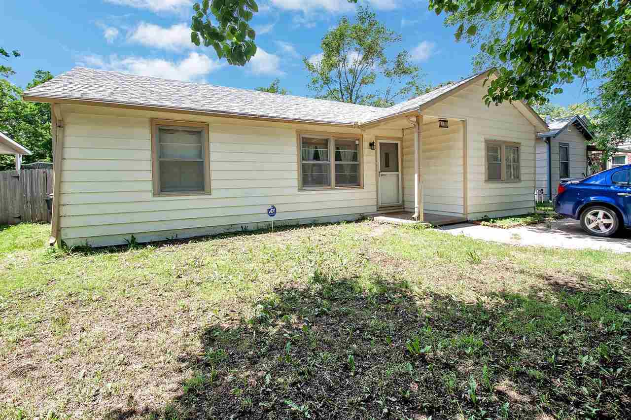 Very well maintained 3 bedroom Ranch style home. This home boasts a ton of living space with 2 livin