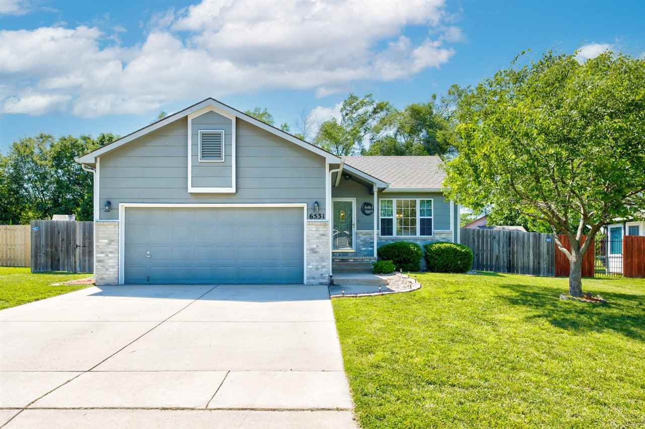 Pride of ownership shows in this charming 3 bedroom, 2 Bathroom home! Great curb appeal, neutral pai