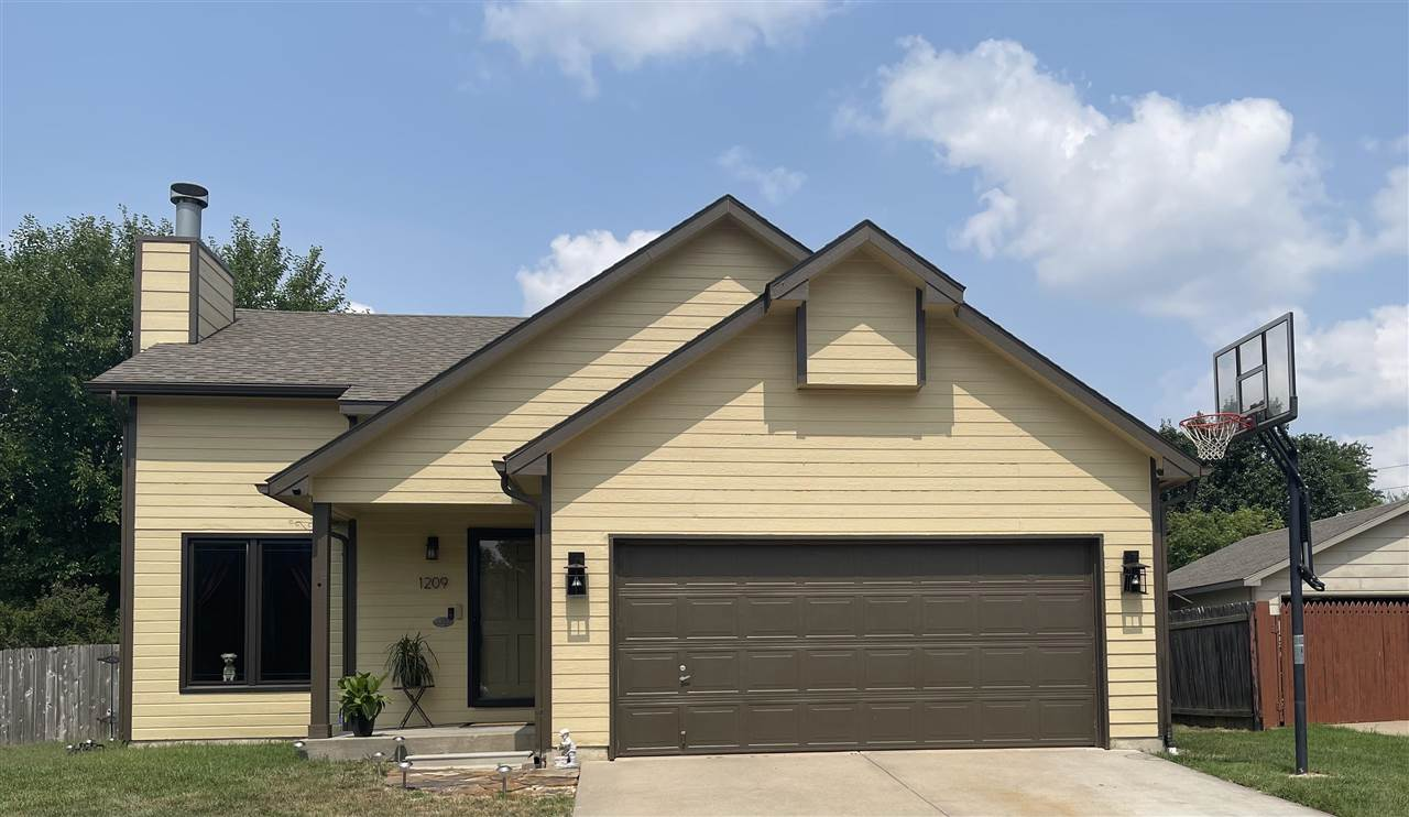 Beautiful 4 BR, 3 bath home situated on a large corner lot in desirable location.  Close to schools,