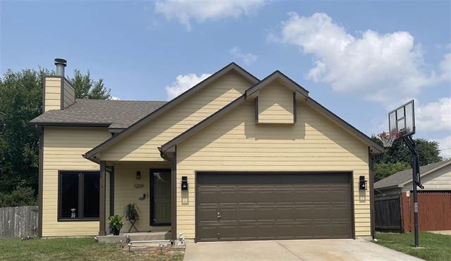 For Sale: 1209 S Todd St, Wichita KS