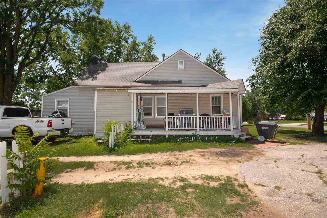 Charming Old Style home on a corner lot with the quintessential white picket fence! This 3 bedroom,