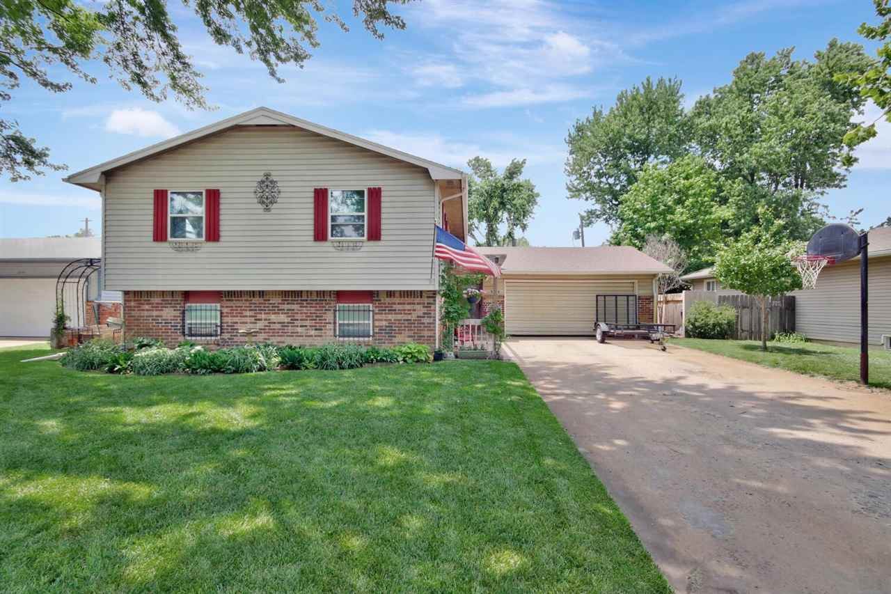 Don't Miss this beautiful home. Sellers have updated the kitchen to an open floor plan layout. Right