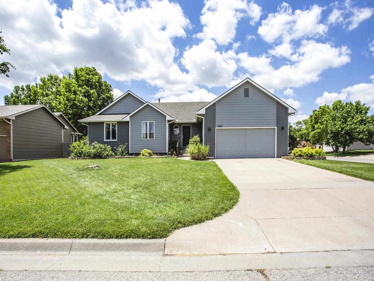 Spacious & Open, Tastefully Updated Ranch Home w/ Full Finished Basement * Wood Flooring on Main Lev