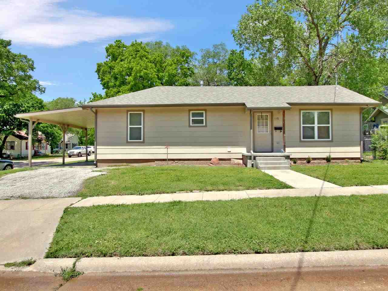 Prepare to fall in love with this completely Remodeled 3 bedroom home. This property sits in the hea