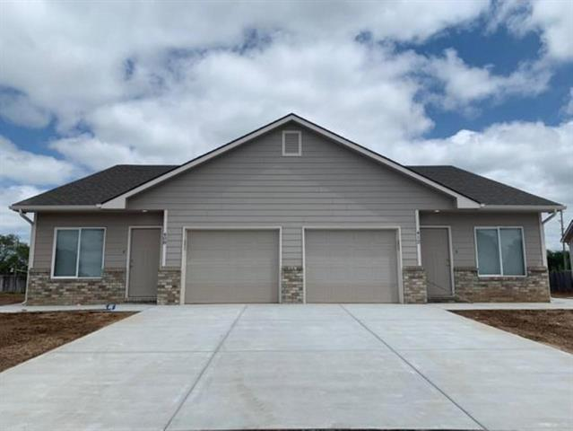 For Sale: 408-412 S Twin Pines, Haysville KS
