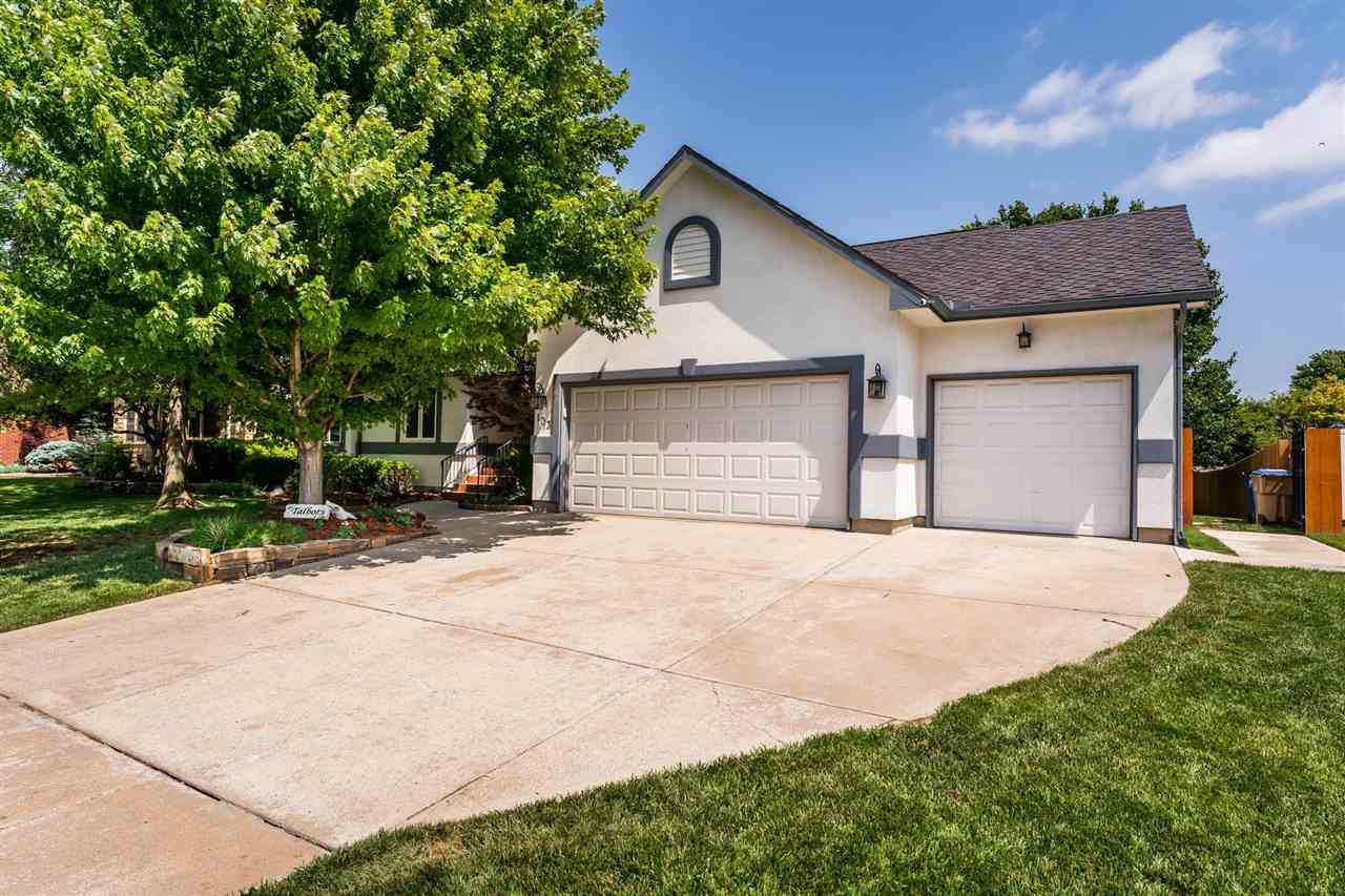 Beautifully updated home situated in the quiet, picturesque neighborhood of Rainbow Lakes. This home