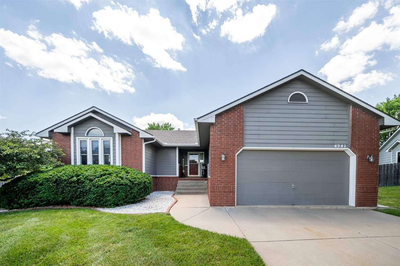 Welcome to your new home! Beautiful curb appeal, this lovely 1 story ranch, positioned perfectly on